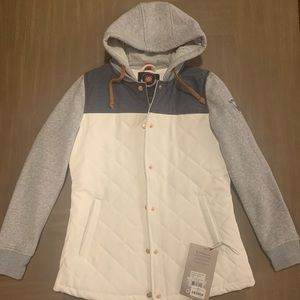 NWT 686 Autumn Insulated Jacket in Birch